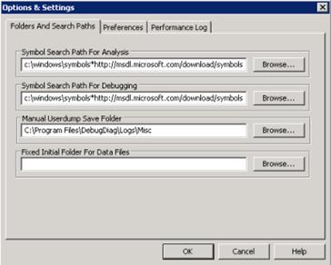 windows 10 application crash dump location