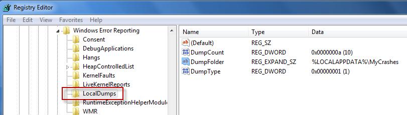 Dump « Windows Explored