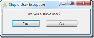 StupidUser