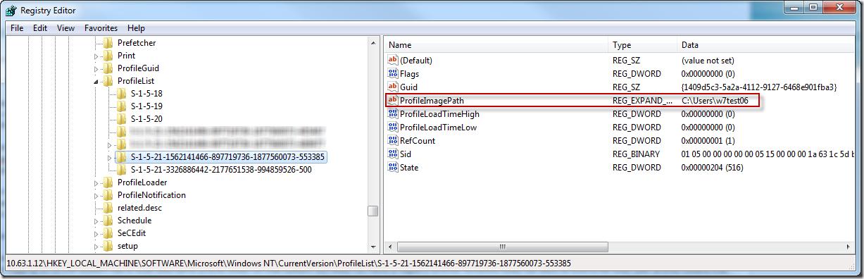 TEMP Profiles vs Username domain Profiles « Windows Explored