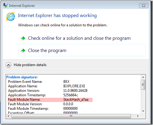 Troubleshooting « Windows Explored